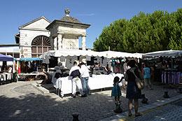 Marché chateau3