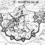 Ré plan citadelle et ville