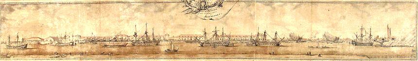 Rochefort 1690 source Wikipedia