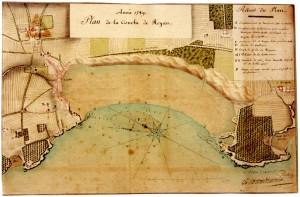 Royan plan Teulère 1789