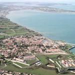 St Martin vue aérienne