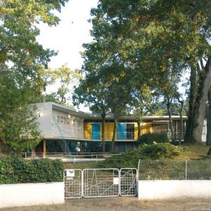 Villa La Rafale dite Boomerang 1955